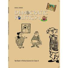 ncert democratic politics for cl 9