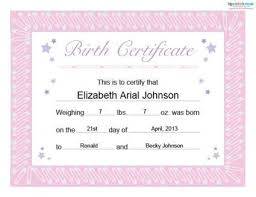 Baby Book Template Free Baby Book Printables Birth Certificate Template Baby
