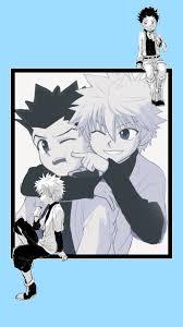 Green Anime Aesthetic Wallpaper Gon ...
