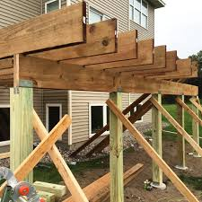 when thinking about tackling a large project such as the build of a brand new deck consider the pros and cons before tackling this project while checking
