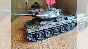 <b>Радиоуправляемые танки Taigen</b> Т-34-85, <b>Panther</b> G купить в ...