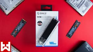 <b>Orico</b> NVME Enclosure Review - Fast 10Gbps <b>USB 3.1</b> GEN 2 Type ...