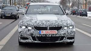 BMW 3 Series where is bmw 3 series built : 2019 BMW 3 Series M-Sport Spied Showing More Skin