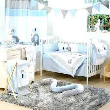elephant themed baby crib bedding nursery decor ideas wall image of girl pictures for girls