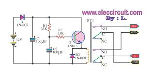 on delay timer circuit diagram on image wiring diagram time delay circuit diagram the wiring diagram on on delay timer circuit diagram