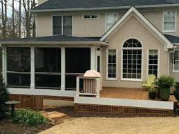 covered patio addition designs. Screened In Back Porch Before Screen Addition Pictures After Photo Plans  Free Additions To Ranch Homes . North Covered Patio Designs A