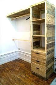 closet shelving ideas wood shelves easy and affordable round decor hardware