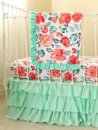 inspiring pixie park c mint and navy baby bedding custom baby c crib