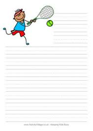 printable stationery for kids printable writing paper