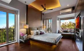 Modern Dark Wood Floor Designs Bedroom And Simple Design