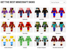 How To Download Minecraft Skins In 10 ...