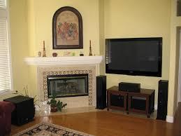 fireplace tv mount too high ideas
