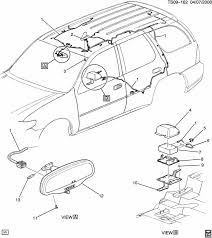 2005 gmc yukon radio wiring harness 2005 discover your wiring 2003 envoy center console wiring diagram