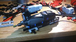 dremel on a lego ev3 z axis lift
