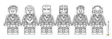 Ironman, hulk, captain america, thor, spiderman and more. Printable Coloring Pages For Kids Step By Step Drawing Instructions