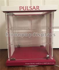 china countertop spinner display rack acrylic jewelry display design for fashion retail supplier