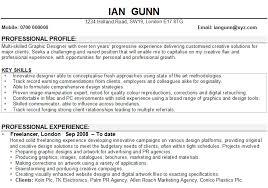 Graphic Designer Resume Sample | Resume Badak