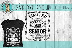 Class Of 2019 Embroidery Design Limited Edition Class Of 2019 Senior Grad Graduation