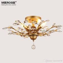 Vintage style kitchen lighting Kitchen Cabinet Discount Vintage Style Kitchen Light Fixtures Vintage Crystal Chandelier Light Fixture American Style Lustres Suspension Dhgatecom Discount Vintage Style Kitchen Light Fixtures Vintage Style