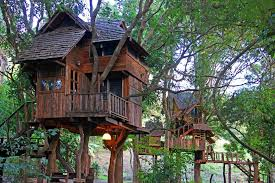 Treehouse Village In Thailand  SuzzsTravelsTreehouse In Thailand