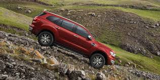 New Ford Endeavour India Price 25 Lakhs, Specifications, Review ...