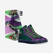 Fortnite   A Custom Shoe concept by Ivan Maloney