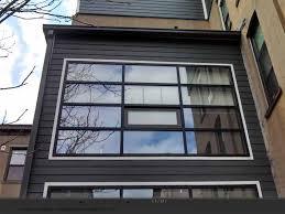house windows wall brooklyn nyc