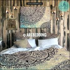 boho comforter sets twin xl bohemian medium size of popular bedding damask boutique