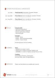 Good Interior Design Objective Resume Examples Designer 9
