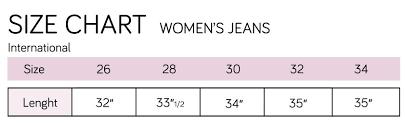 Mango Usa Size Chart Size Chart Jeans Bershka Www Bedowntowndaytona Com
