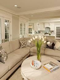 beige living room. Nice Cokor Combination Beige Living Room Ideas 24 Sofa, White Kitchen Cabinets N