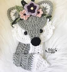 Boho Fox pattern by Jen Mitchell - Nella's Cottage - Ravelry