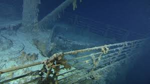 real underwater titanic pictures. Real Underwater Titanic Pictures