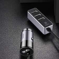 🚗 Ổ cắm sạc xe hơi 3 cổng USB #Baseus 🚗... - SmartPhone Văn Đạt - Tam Kỳ  - Quảng Nam