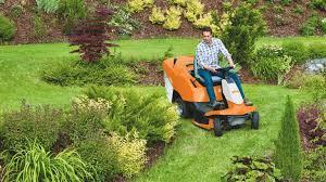 best ride on lawnmower