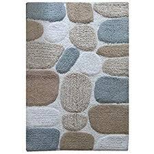 pebble bath rug roselawnlutheran pebble bath mat clear