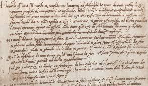 Leonardo Da Vinci Resume Custom Deciphering Da Vinci's Cover Letter Stuff Of Genius