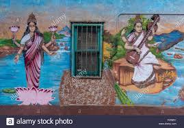 Goddesses Of The New Light Hindu Goddesses Stock Photos Hindu Goddesses Stock Images