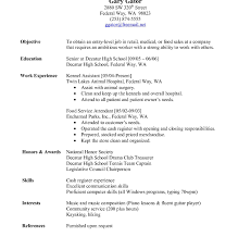 Veterinary Assistantver Letter No Experience Vet Tech Template Entry
