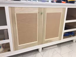 Make Your Own Shaker Style Cabinet Doors