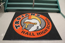 beautiful home and interior design astonishing waterhog rugs on school logo mats are floor american