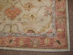pottery barn elham persian 5x8 rug rugs collection on