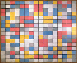 published september 4 2016 at 1500 1237 in mondrian order and randomness in abstract painting