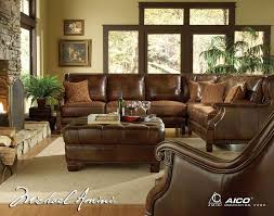 aico living room set. buy windsor court living room sectional set by aico from city furniture sectionals
