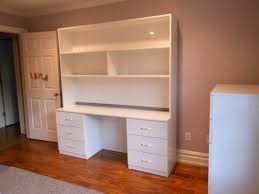 white desk with hutch. White Desk With Hutch 635242 101513525 4 And