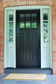 residential front doors craftsman. Best Of Residential Entry Doors With Sidelights Or Awesome Black Single Front . New Craftsman A