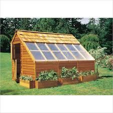 wooden greenhouse is generally built from plans as a complete greenhouse is often far too heavy to ship economically builders can select their own woods