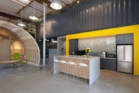 office pantry design. Contemporary Office Space In California Blends Creativity With Indoor Green Pantry Design L