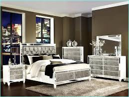 Charming Uptown Style Mirror Bedroom Set Abounf Throughout Piece Upholstered  Contemporary Panel Includes Crystal Tufting Accents Storage Finished