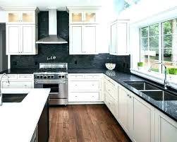 white kitchen countertops white cabinets quartz with